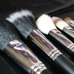 How to wash your make-up brushes