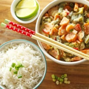 Thai Green Vegetable Curry