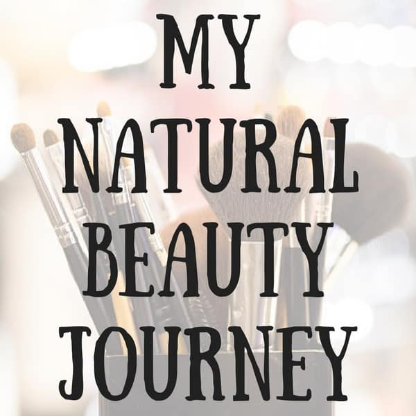my natural beauty journey