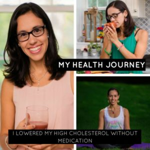 I lowered my high cholesterol without medication