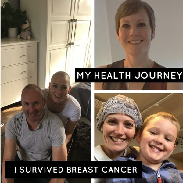 I survived breast cancer