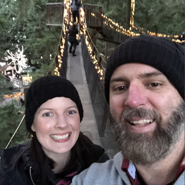 visiting vancouver in winter