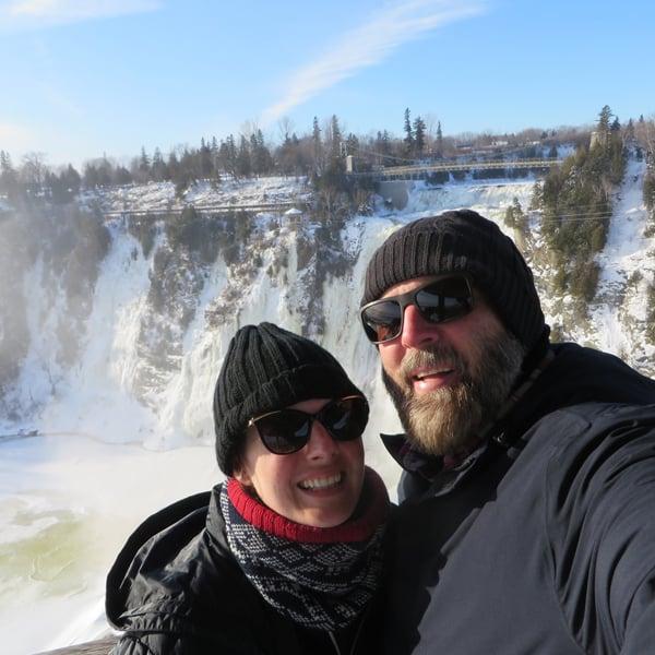 Visiting Quebec in Winter