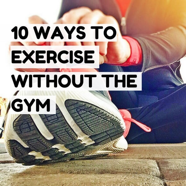 exercise without the gym