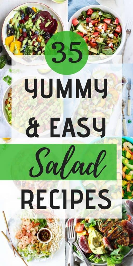 yummy salad recipes