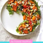 Sweet Potato, Chickpea and Feta Salad