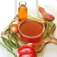 How to Make Vegetable Stock from Kitchen Scraps