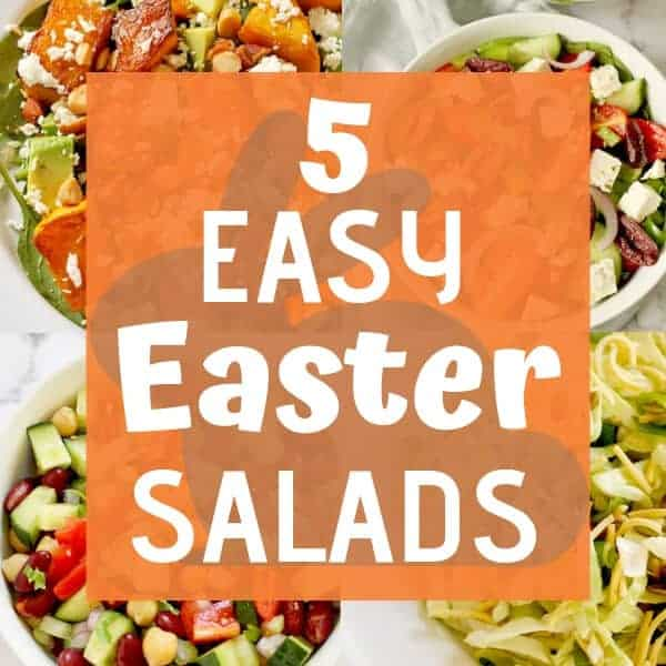 5 Easy Easter Salad Recipes
