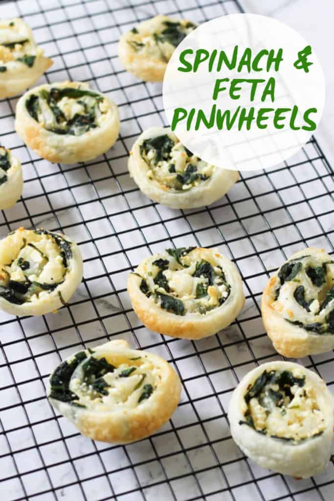 spinach and feta