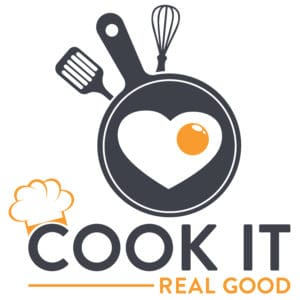 Cook It Real Good Logo.