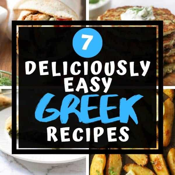 7 Easy Greek Recipes Cook It Real Good
