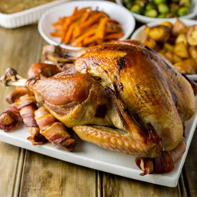 Slow Roast Turkey