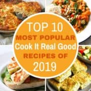 Top 10 Most Popular Recipes 2019