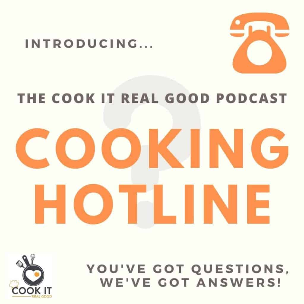 cooking hotline graphic